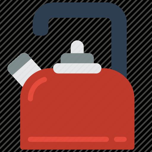 beverage, coffee, drink, hot, kettle, kitchen, tea icon
