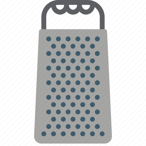 baking, cheese, cooking, grate, grater, kitchen, utilities icon