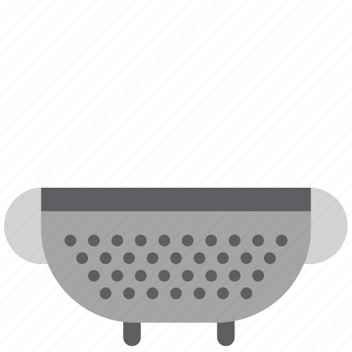 baking, colander, cooking, kitchen, objects, utilities icon