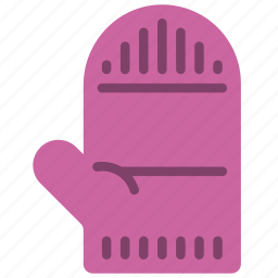 baking, cooking, glove, kitchen, mitt, oven, utilities icon