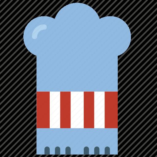 baking, chef, chefs, cooking, hat, kitchen, utilities icon