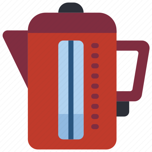 beverage, coffee, drink, hot, kettle, kitchen, tea icon