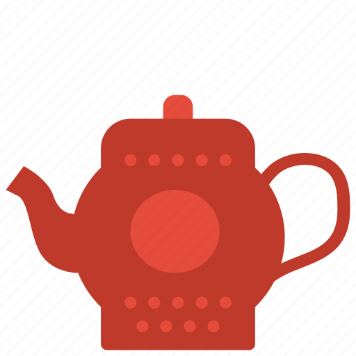 beverage, drink, hot, kitchen, pot, tea, teapot icon