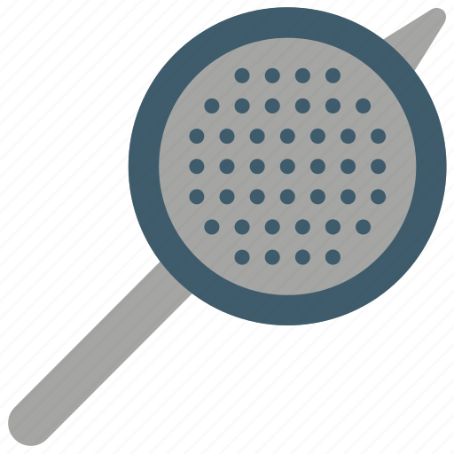 baking, cooking, flour, kitchen, sieve, utilities icon