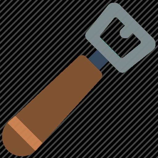 bottle, drink, kitchen, open, opener, utilities icon