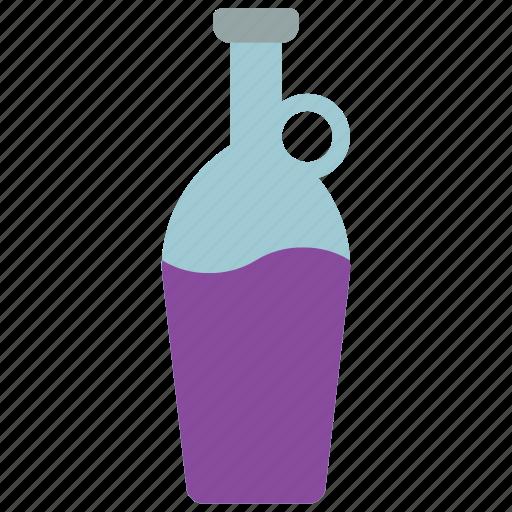 beverage, bottle, dinner, drink, juice, kitchen, wine icon