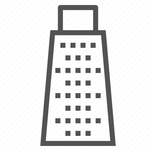 equipment, grater, tool icon