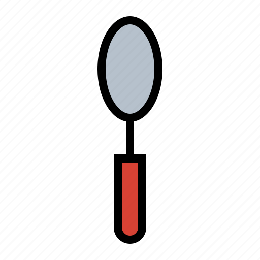 cook, food, kitchen, ladel, serving spoon, utensil icon