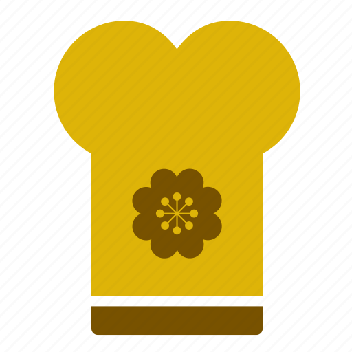 accessory, chef, cook, cooking, hat, kitchen, kitchenware icon