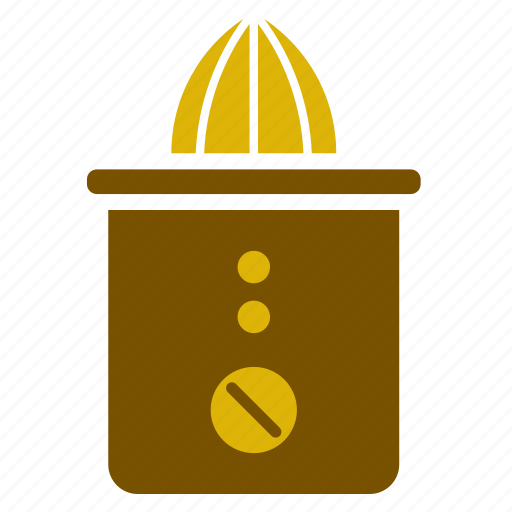 appliance, device, equipment, juicer, kitchen, kitchenware, squeezer icon