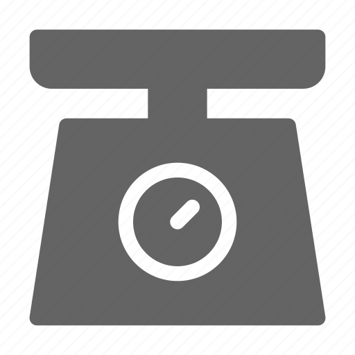 Kitchen, weight, food scale, appliance icon - Download on Iconfinder