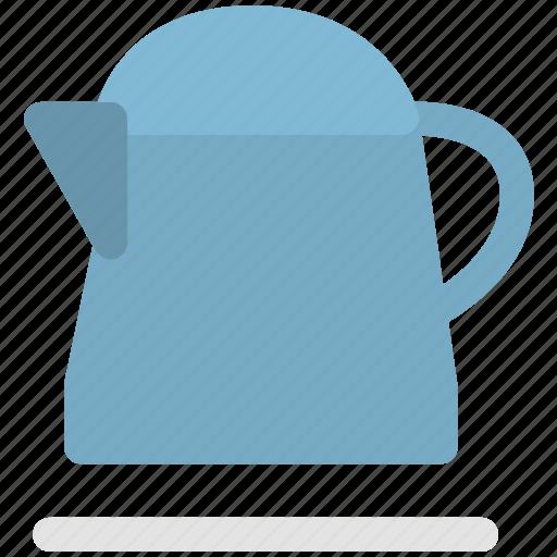 kettle, kitchen, teakettle, teapot icon