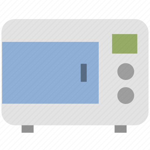 cooking, food, kitchen, microwave oven icon