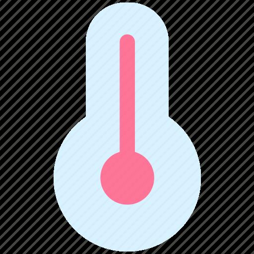 celsius, fahrenheit, forecast, temperature, thermometer icon