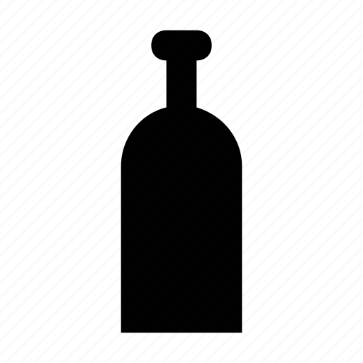 bottle, ketchup, kitchenware, oil, sauce icon