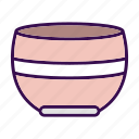 bowl, food, healthy, soup icon
