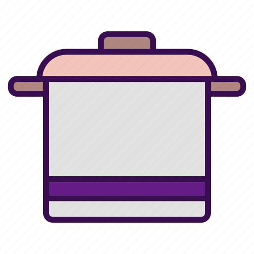 Appliance, cooker, cooking, gastronomy, kitchen, pressure, utensil icon - Download on Iconfinder