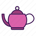 cooking, kettle, kitchen, pot, teapot icon