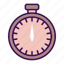 appointment, schedule, stopwatch, timer, watch icon