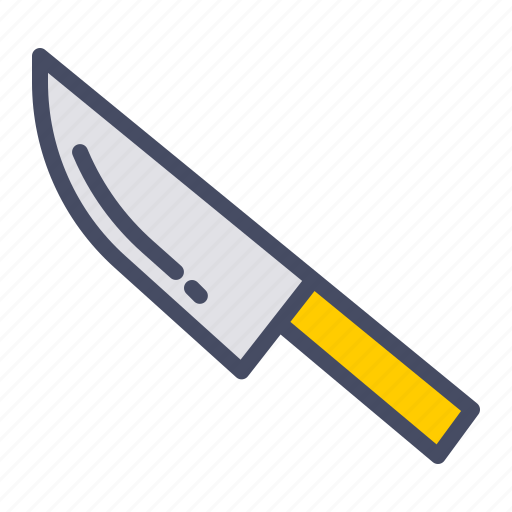 chef, cook, cut, cutlery, kitchen, knife icon