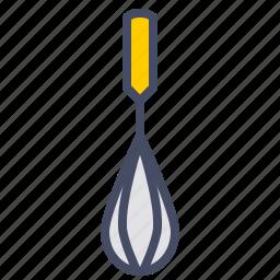 kitchen, mix, tool, utensil, whisk, whisker icon