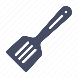 cook, fry, frying, kitchen, spatula, utensil icon