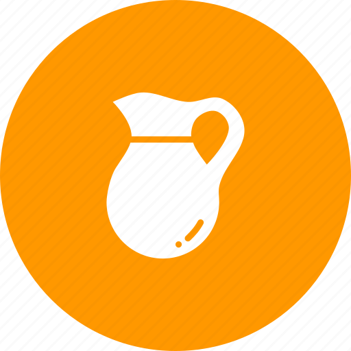 jar, jug, kitchen, pitcher, serve, water icon