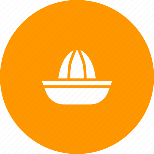 citrus, juice, juicer, kitchen, squeezer icon