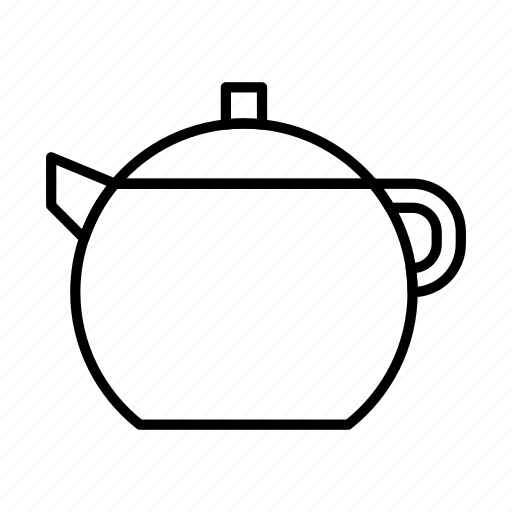 coffee, kettle, kitchen, tea, teapot icon