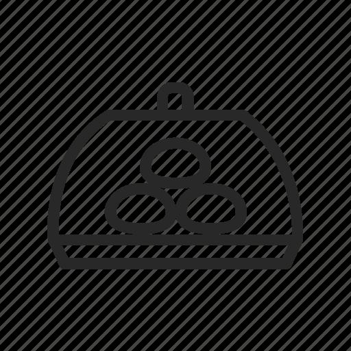 breadbasket, cooking, food, kitchen, kitchenware icon