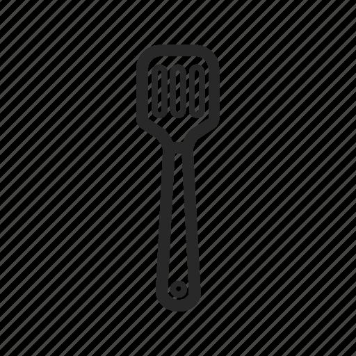cook, cooking, food, kitchen, kitchenware, spatula2 icon