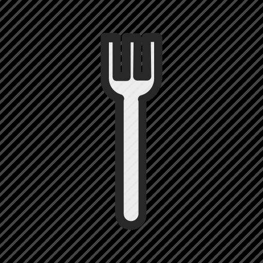 food, fork, kitchen, kitchenware icon