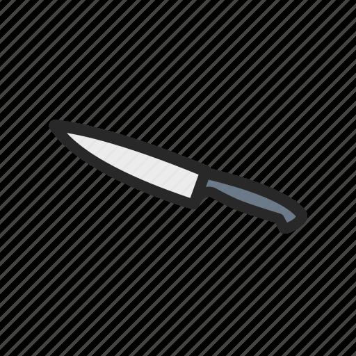 kitchen, kitchenware, knife icon
