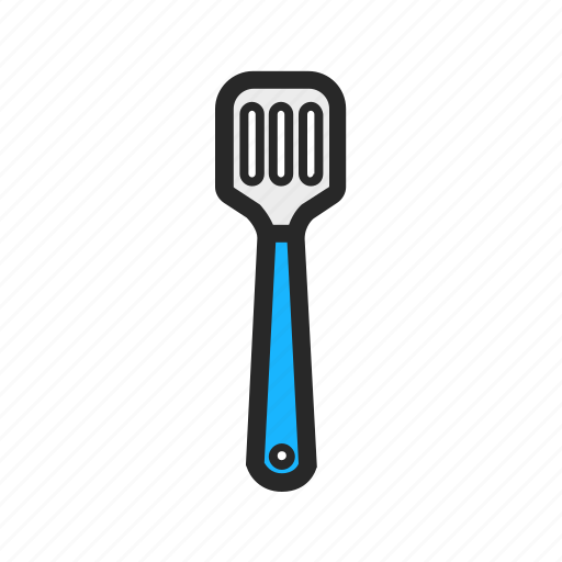 cook, cooking, food, kitchen, kitchenware, spatula2 icon