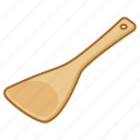 kitchen, paddle, rice, server, spoon, utensil icon