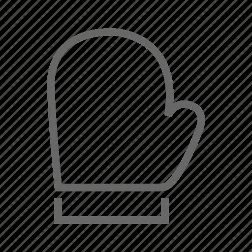 Restaurant Kitchenware cook, food, glove, kitchen, kitchenware, restaurant icon | icon