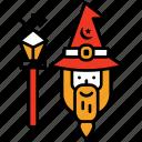 wizard, magician, fantasy, magic, wand, trick, stick