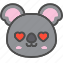 australia, avatar, cute, face, koala, love
