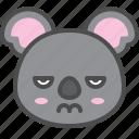 australia, avatar, bored, cute, face, koala