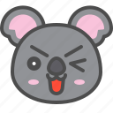 australia, avatar, cute, face, koala