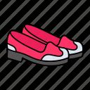 shoes, traditional, footwear, woman, gomusin, hwahyejang