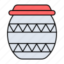 jar, pottery, preservation, store, traditional
