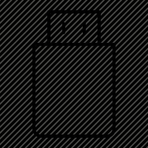 disk, drive, flash, mobile, transfer icon