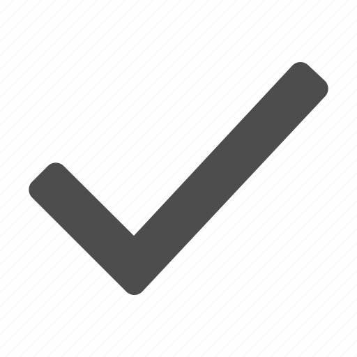 accept, checkmark, done, ok, tick, yes icon