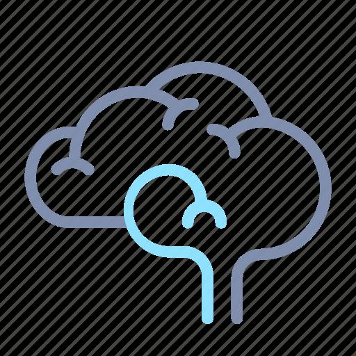 brain, creative, creativity, idea, mind icon