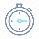stop, stopwatch, timer, wait icon