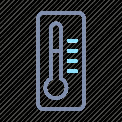 temperature, thermometer, weather icon