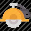 carpentry, circular saw, construction, electronics, saw, saw machine