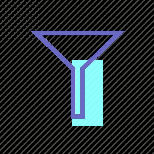 artboard, chemistry, funnel, lab, laboratory icon