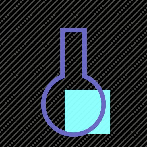 artboard, bubble distillated, chemistry, lab, laboratory icon